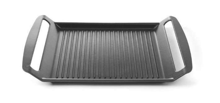 Taca ryflowana do kuchenek indukcyjnych do grillowania  - kod 629130