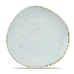 Fine Dine Talerz płytki o organicznym kształcie Duck Egg Blue ś. 264 mm - kod SDESOG101