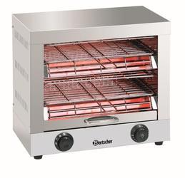 Bartscher Opiekacz do tostów podwójny - A151600