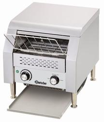 Bartscher Toster przelotowy, wydajność ok. 150 tostów/godzinę  - kod A100205