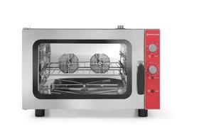 Revolution Piec gastronomiczny konwekcyjny z zaparowaniem 4x GN1/1 - sterowanie manualne - kod 224861