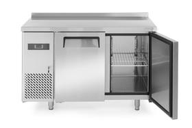 Stół chłodniczy Kitchen Line 2-drzwiowy z agregatem bocznym - kod 233344
