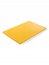 Revolution Deska do krojenia HACCP Revolution - GN 1/1 żółta do drobiu - kod 826553
