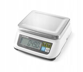 Waga kuchenna z legalizacją 30 kg  kod 580424