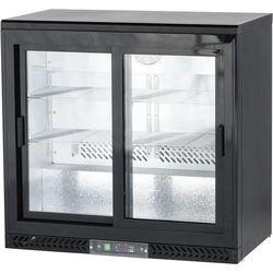 Stalgast Szafa chłodnicza do butelek, drzwi przesuwane, V 202 l - kod S882161