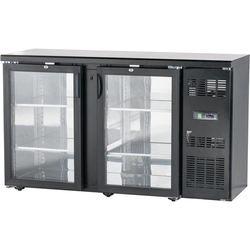 Stalgast Stół chłodniczy 2 drzwiowy barowy - S882180