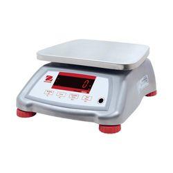 Stalgast waga pomocnicza, wodoodporna, stal nierdzewna, zakres 15 kg, dokładność 2 g - kod S730151