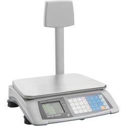 Stalgast waga kalkulacyjna, legalizowana, zakres 15 kg, dokładność 5 g - kod S731153