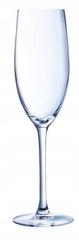 Kieliszek do szampana  LINIA CABERNET średnica 70 mm (6 sztuk) - kod D0796