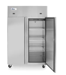 Hendi Szafa chłodniczo-mroźnicza 2-drzwiowa (420+420 l) - kod 233146