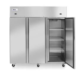 Hendi Szafa chłodniczo-mroźnicza 3-drzwiowa (890+420 l) - kod 233153