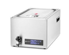 Sous vide GN 1/1 - urządzenie do gotowania w niskich temperaturach - kod 225448