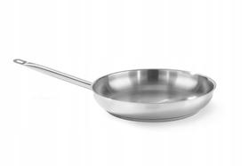 Hendi Patelnia Kitchen Line bez pokrywki ⌀320x(H)55  kod 838617