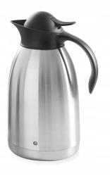Termos stalowy do kawy z przyciskiem 2 l - kod  446706