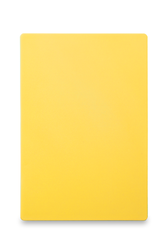 Deska do krojenia HACCP - 600 x 400 żółta do drobiu surowego - kod 825655