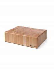 Kloc masarski drewniany bez podstawy 200 mm - kod 505649