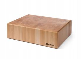 Kloc masarski drewniany bez podstawy 150 mm - kod 505632