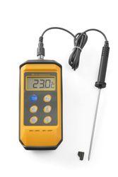Termometr cyfrowy HACCP z sondą na przewodzie - kod 271407