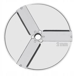 Tarcza do plastrów 2 mm (3 noże na tarczy) - kod 280102