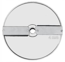 Hendi Tarcza do plastrów 4 mm (2 noże na tarczy) - kod 280126