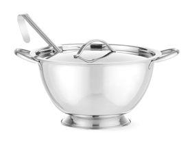 Waza stalowa na zupę HENDI  Kitchen Line  2,7 l -  434208