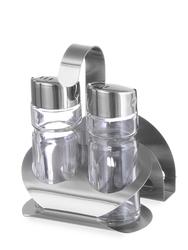 Zestaw do przypraw - 3 częściowy (sól, pieprz i serwetnik) - kod 465318