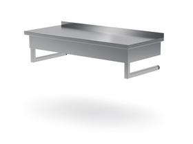 Stół przyścienny wiszący 500x600mm - kod 101 056-WI