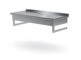 Stół przyścienny wiszący 800x600 - kod 101 086-WI