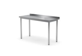 Stół przyścienny bez półki 1300x600 - kod 101 136