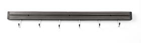Listwa magnetyczna z haczykami dł. 600 mm - kod 820407