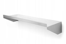 Revolution Półka wisząca pojedyncza o wym. 800x300 mm Revolution - kod 811931