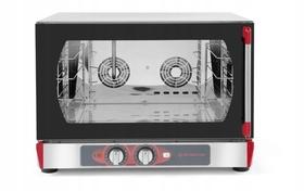 Revolution Piec piekarniczy z nawilżaniem sterowanie manualne 4x 600x400 mm  lub GN 1/1 kod 227800