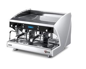 Wega Ekspres do kawy WEGA Polaris 2-grupowy z automatycznym spieniaczem oraz podwyższonymi grupami - kod EVD2PRHAUT