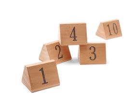 Tabliczka informacyjna z numerkiem - kod 664322