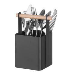 Organizer stołowy czarny  -kod 427064