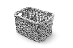 Koszyk na sztućce szary - kod 426067
