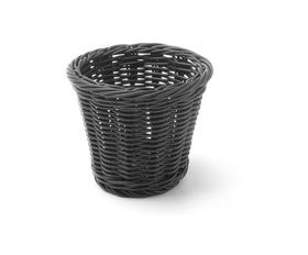Koszyk do przekąsek czarny- kod 426050