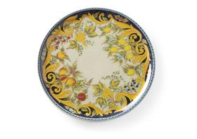 Talerz do pizzy Speciale Barocco porcelanowy 330 mm - kod 777855