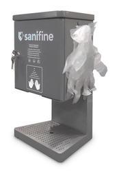 Nablatowy dyspenser płynu dezynfekcyjnego sanifine - kod 991161
