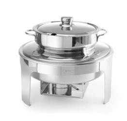 Podgrzewacz do zup - na pastę wysokopolerowany - kod 470244