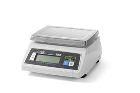 Waga kuchenna, wodoodporna z legalizacją do 10 kg - kod 580370