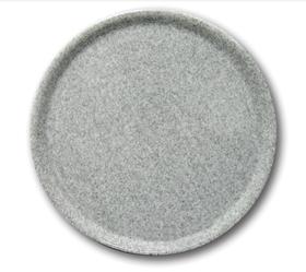 Talerz do pizzy Speciale porcelanowy granit 330 mm - kod 774885