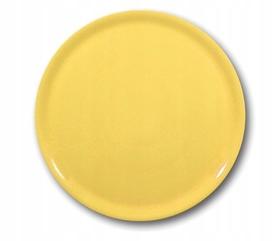 Talerz do pizzy Speciale porcelanowy żółty 330 mm - kod 774861