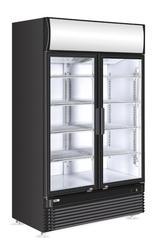 Witryna chłodnicza z podświetlanym panelem 760 L - kod 233795