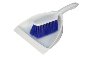 Zestaw szufelka ze zmiotką HACCP - niebieski - kod  17931172828