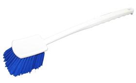 Szczotka z długim uchwytem - HACCP - niebieska - kod 592317028
