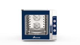 Piec konwekcyjno-parowy Scroll Bakery Hendi Nano 6x 600x400 - kod 219300