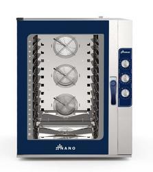 Piec konwekcyjno-parowy Scroll Bakery Hendi Nano 10x 600x400 - kod 219287