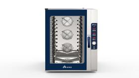 Piec konwekcyjno-parowy Hendi Nano Drive Bakery 10x 600x400 - kod 219270