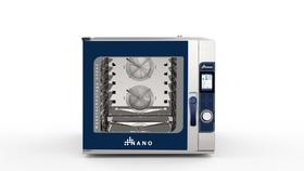 Piec konwekcyjno-parowy Hendi Nano Max Bakery z ekranem dotykowym 6x 600x400 - kod 219232